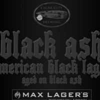 Cigar City Black Ash American Black Lager