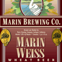 Marin Weiss Wheat Beer