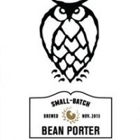 Night Shift Bean Porter label