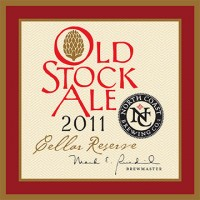North Coast Old Stock Ale 2011 Cellar Reserve