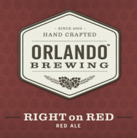 Orlando Right on Red Red Ale