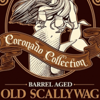 Coronado Bourbon Barrel Aged Old Scalleywag Barley Wine