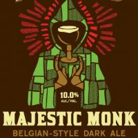 Portland Majestic Monk Belgian Dark Ale