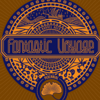 Perennial Whiskey Barrel Aged Fantastic Voyage Milk Stout