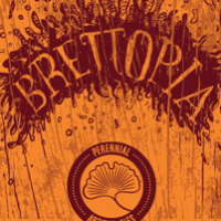 Perennial Brettopia Belgian Ale with Brettanomyces