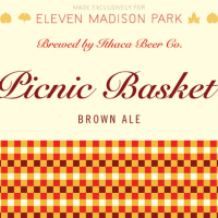 Ithaca Picnic Basket Brown Ale