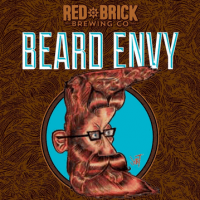 Red Brick Beard Envy Bourbon Barrel Aged Barleywine