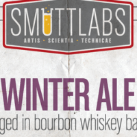 Smuttlabs Winter Ale Aged in Bourbon Whiskey Barrels