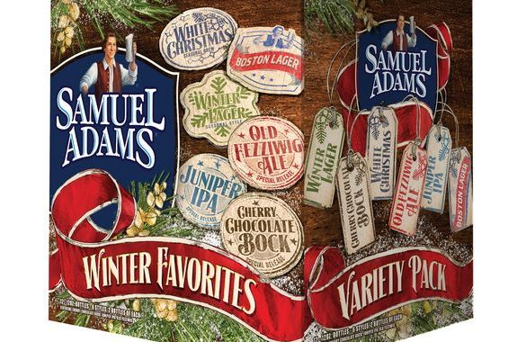Samuel Adams Winter Favorites Variety Pack 2