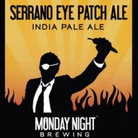 Monday Night Serrano Eye Patch IPA