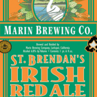 Marin St. Brendan's Irish Red Ale