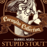 Coronado Barrel Aged Stupid Stout