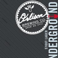 Orlison Underground 16oz can
