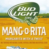 Bud Light Lime Mang-o-Rita Margarita