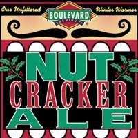 Boulevard Nutcracker Ale label