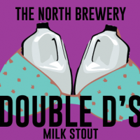 The North Double D's Milk Stout