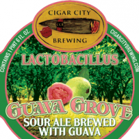 Cigar City Lactobacillus Guava Grove Sour Ale