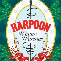 Harpoon Winter Warmer label