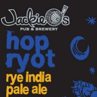 Jackie O's Hop Ryot Rye IPA