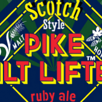 Pike Kilt Lifter Scotch Ruby Ale