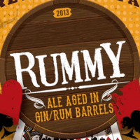 Listermann Rummy Ale Aged in Gin/Rum Barrels