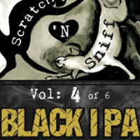 Pub Dog Scratch 'N Sniff Vol. 4 Black IPA
