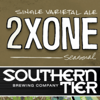 Southern Tier 2XOne Single Varietal Ale