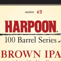 Harpoon Brown IPA