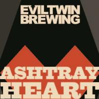 Evil Twin Ashtray Heart Smoked Porter