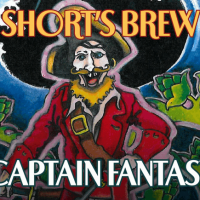 Short's Captain Fantasy Pear Saison