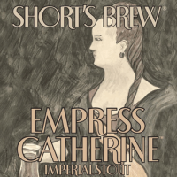 Short's Empress Catherine label