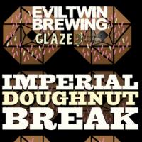 Evil Twin Imperial Doughnut Break Imperial Porter