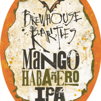 Flying Dog Mango Habanero IPA label