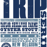 New Belgium Taylor Shellfish Farms Oyster Stout