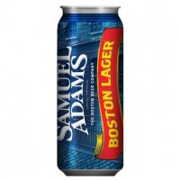 Samuel Adams Beer can