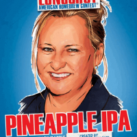 Samuel Adams LongShot Pineapple IPA