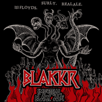 Three Floyds Blakkr Imperial Black Ale