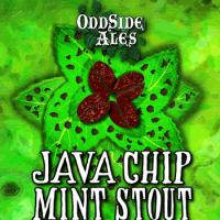 Odd Side Java Chip Mint Stout