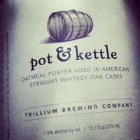 trillium pot and kettle label
