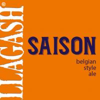 Allagash Saison label