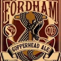 Fordham Copperhead Ale logo
