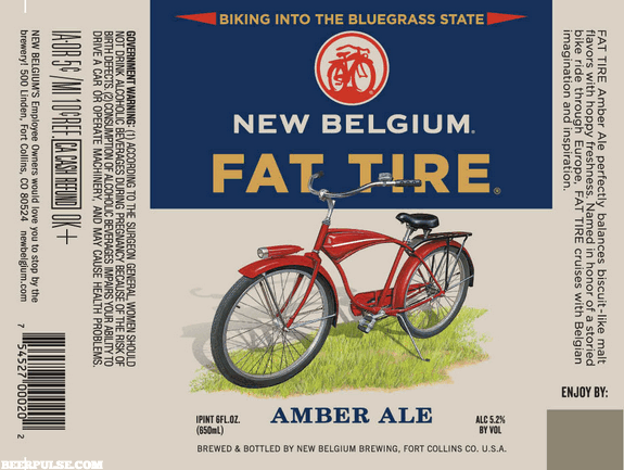 New Belgium Kentucky
