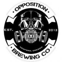 Opposition Brewing logo