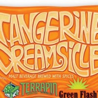Terrapin Green Flash Tangerine Dreamsicle