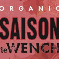 Bison Saison de Wench label