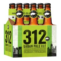 goose island 312 urban pale ale label