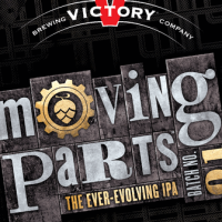 victory moving parts ipa label