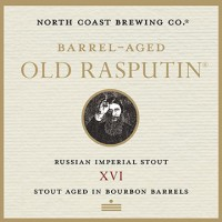 North Coast Barrel Aged Old Rasputin XVI