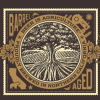 almanac farm to barrel label