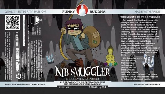 funky buddha nib smuggler